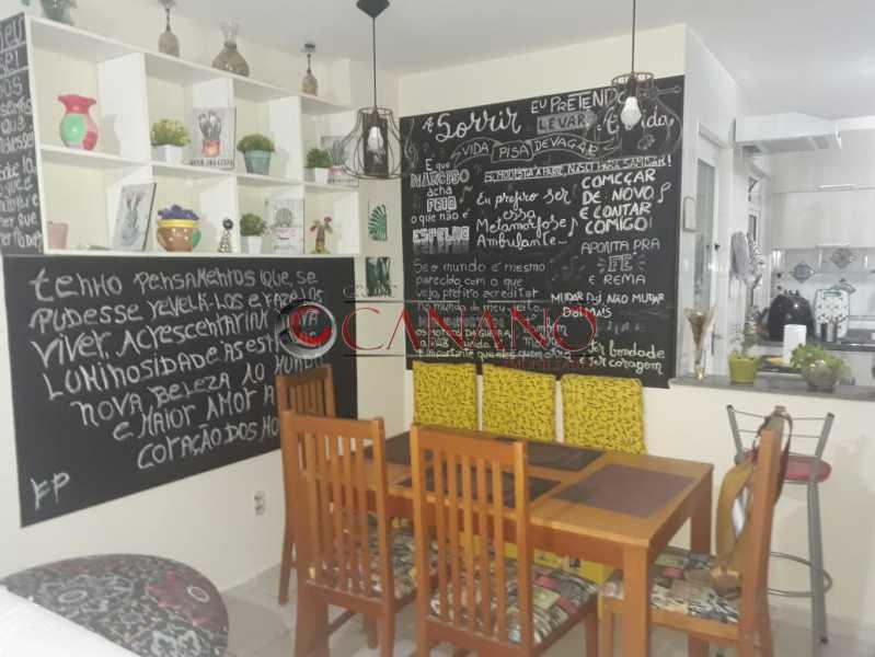 7 - Casa em Condomínio 2 quartos à venda Piedade, Rio de Janeiro - R$ 230.000 - BJCN20016 - 1