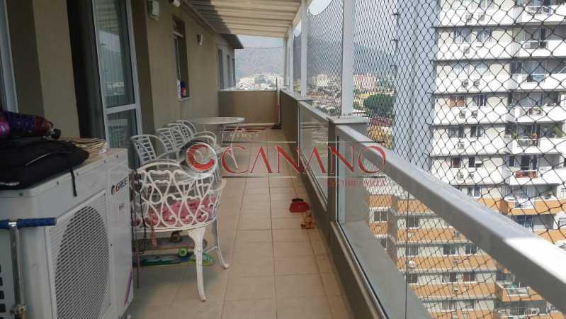 12 - Apartamento à venda Avenida Dom Hélder Câmara,Pilares, Rio de Janeiro - R$ 580.000 - BJAP30223 - 4