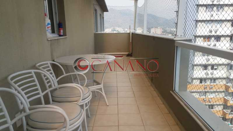 13 - Apartamento à venda Avenida Dom Hélder Câmara,Pilares, Rio de Janeiro - R$ 580.000 - BJAP30223 - 3
