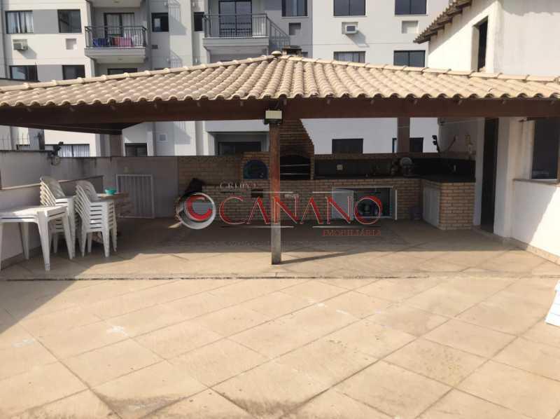 26. - Casa de Vila 3 quartos para alugar Cachambi, Rio de Janeiro - R$ 3.100 - BJCV30020 - 1
