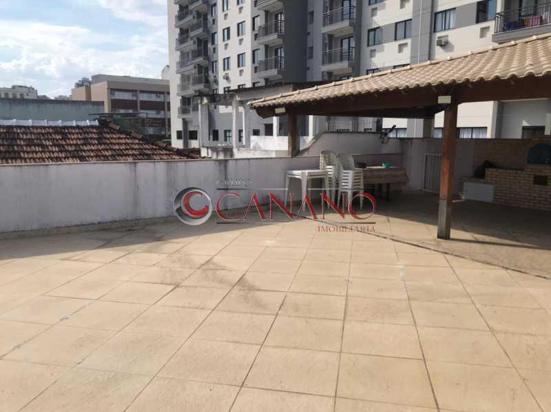 24. - Casa de Vila 3 quartos para alugar Cachambi, Rio de Janeiro - R$ 3.100 - BJCV30020 - 4