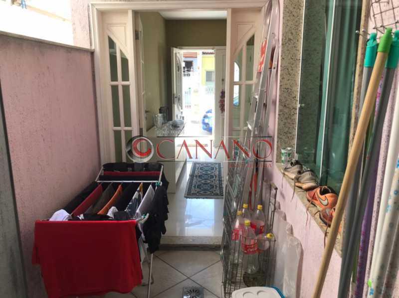 1. - Casa de Vila 3 quartos para alugar Cachambi, Rio de Janeiro - R$ 3.100 - BJCV30020 - 31