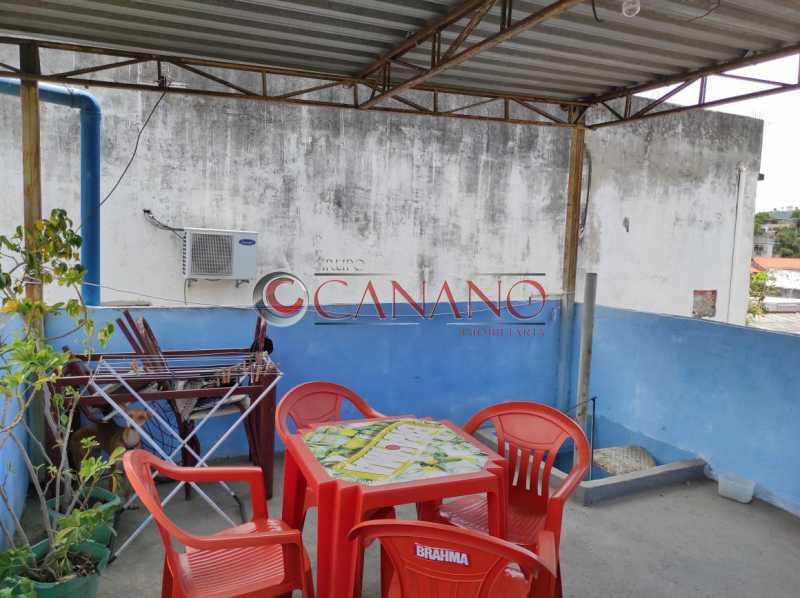 14. - Casa 3 quartos à venda Quintino Bocaiúva, Rio de Janeiro - R$ 130.000 - BJCA30026 - 9