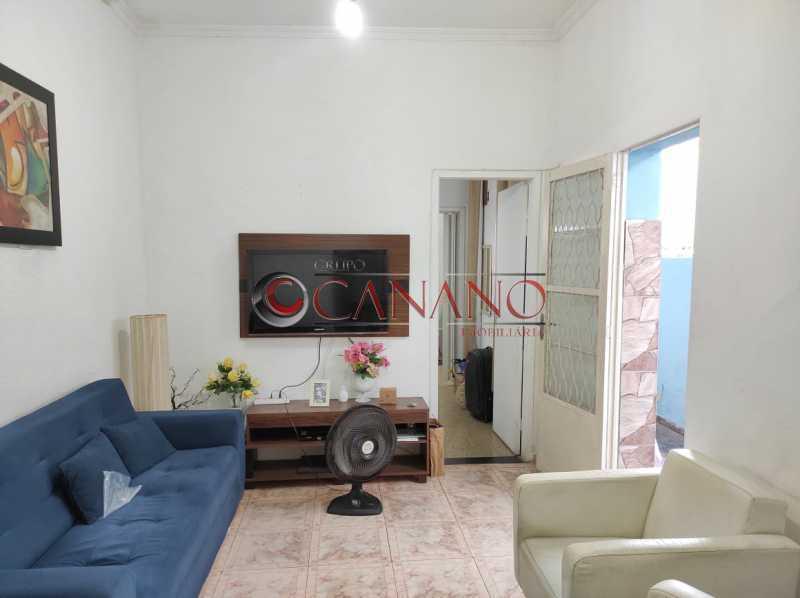 1. - Casa 3 quartos à venda Quintino Bocaiúva, Rio de Janeiro - R$ 130.000 - BJCA30026 - 1
