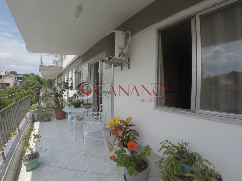 1 - Apartamento 3 quartos à venda Pechincha, Rio de Janeiro - R$ 365.000 - BJAP30221 - 1