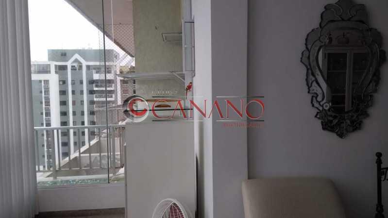 9 - Cobertura à venda Avenida Marechal Henrique Lott,Barra da Tijuca, Rio de Janeiro - R$ 1.900.000 - BJCO30028 - 18