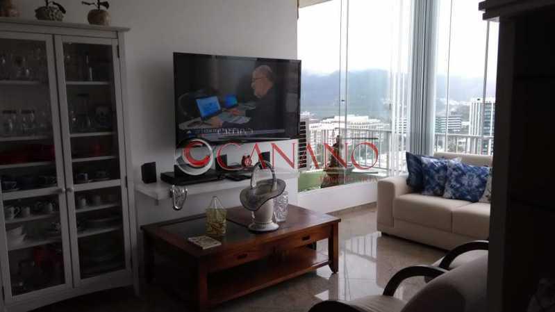 10 - Cobertura à venda Avenida Marechal Henrique Lott,Barra da Tijuca, Rio de Janeiro - R$ 1.900.000 - BJCO30028 - 9