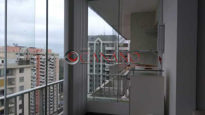 17 - Cobertura à venda Avenida Marechal Henrique Lott,Barra da Tijuca, Rio de Janeiro - R$ 1.900.000 - BJCO30028 - 4