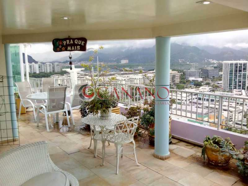 18 - Cobertura à venda Avenida Marechal Henrique Lott,Barra da Tijuca, Rio de Janeiro - R$ 1.900.000 - BJCO30028 - 1