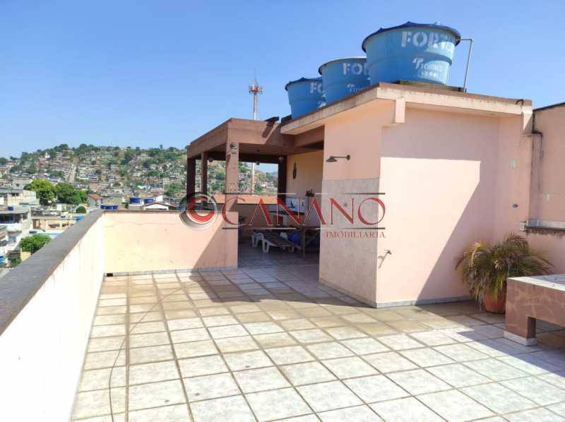 1. - Casa à venda Travessa Eduardo das Neves,Inhaúma, Rio de Janeiro - R$ 380.000 - BJCA30027 - 30