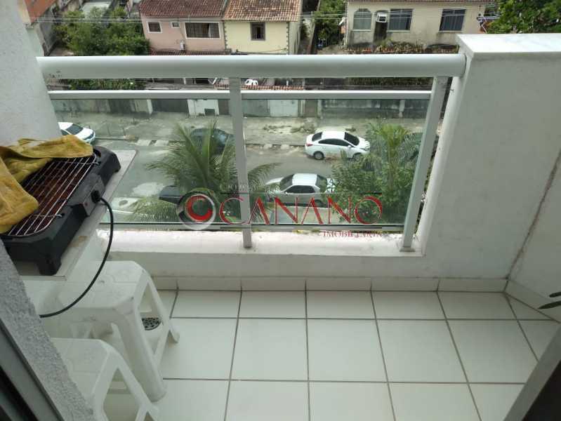 5 - Apartamento à venda Rua Eulina Ribeiro,Engenho de Dentro, Rio de Janeiro - R$ 240.000 - BJAP20800 - 6
