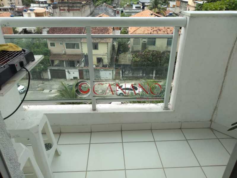 8 - Apartamento à venda Rua Eulina Ribeiro,Engenho de Dentro, Rio de Janeiro - R$ 240.000 - BJAP20800 - 7