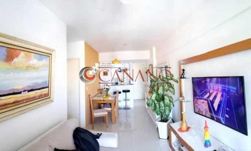 1 - Apartamento à venda Rua Eulina Ribeiro,Engenho de Dentro, Rio de Janeiro - R$ 240.000 - BJAP20800 - 1