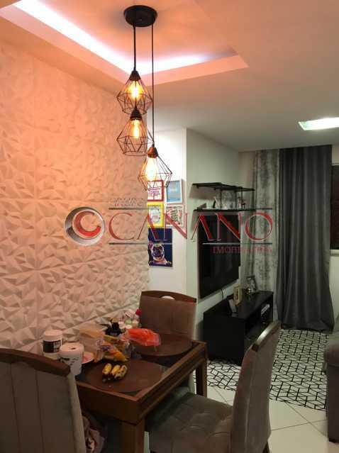 9 - Apartamento à venda Rua Moacir de Almeida,Tomás Coelho, Rio de Janeiro - R$ 190.000 - BJAP20809 - 1