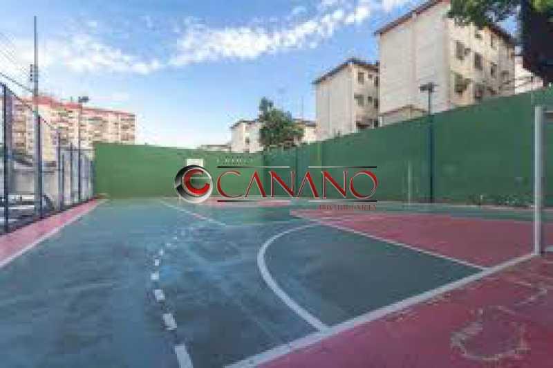 quadra - Apartamento à venda Rua Moacir de Almeida,Tomás Coelho, Rio de Janeiro - R$ 190.000 - BJAP20809 - 19