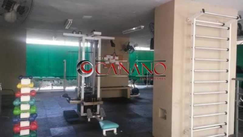 academia 2 - Apartamento à venda Rua Moacir de Almeida,Tomás Coelho, Rio de Janeiro - R$ 190.000 - BJAP20809 - 21