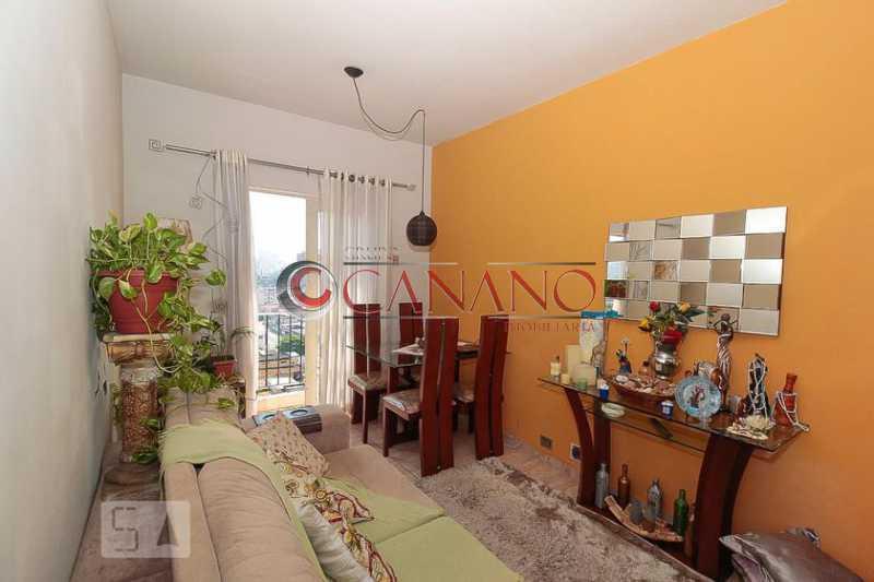 1 - Apartamento à venda Rua Visconde de Santa Cruz,Engenho Novo, Rio de Janeiro - R$ 222.000 - BJAP20811 - 4