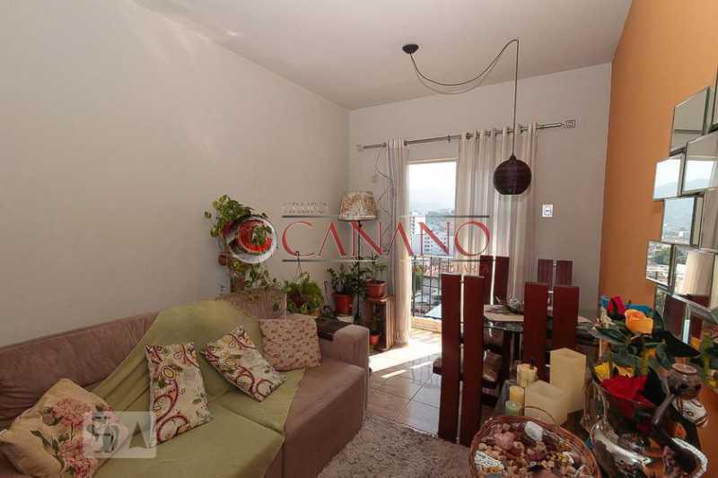 2 - Apartamento à venda Rua Visconde de Santa Cruz,Engenho Novo, Rio de Janeiro - R$ 222.000 - BJAP20811 - 1