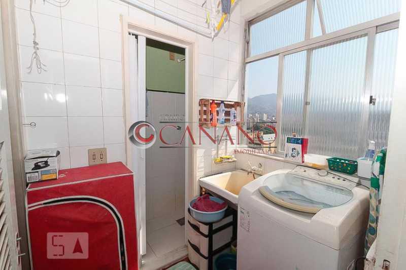10 - Apartamento à venda Rua Visconde de Santa Cruz,Engenho Novo, Rio de Janeiro - R$ 222.000 - BJAP20811 - 11