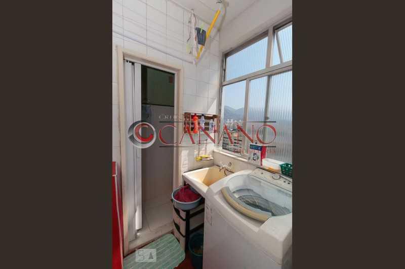 11 - Apartamento à venda Rua Visconde de Santa Cruz,Engenho Novo, Rio de Janeiro - R$ 222.000 - BJAP20811 - 12