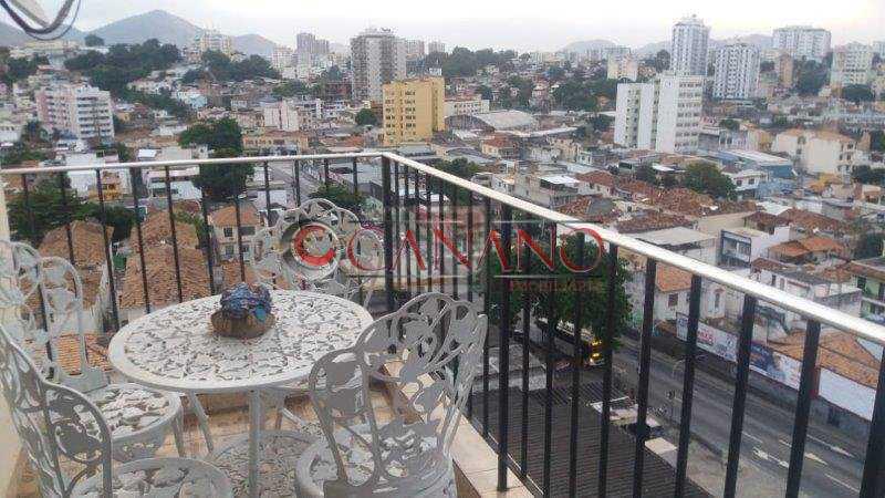 14 - Apartamento à venda Rua Visconde de Santa Cruz,Engenho Novo, Rio de Janeiro - R$ 222.000 - BJAP20811 - 15