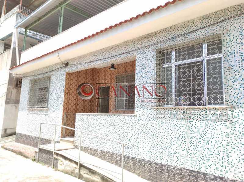1 - Casa de Vila 3 quartos para alugar Méier, Rio de Janeiro - R$ 2.600 - BJCV30022 - 1