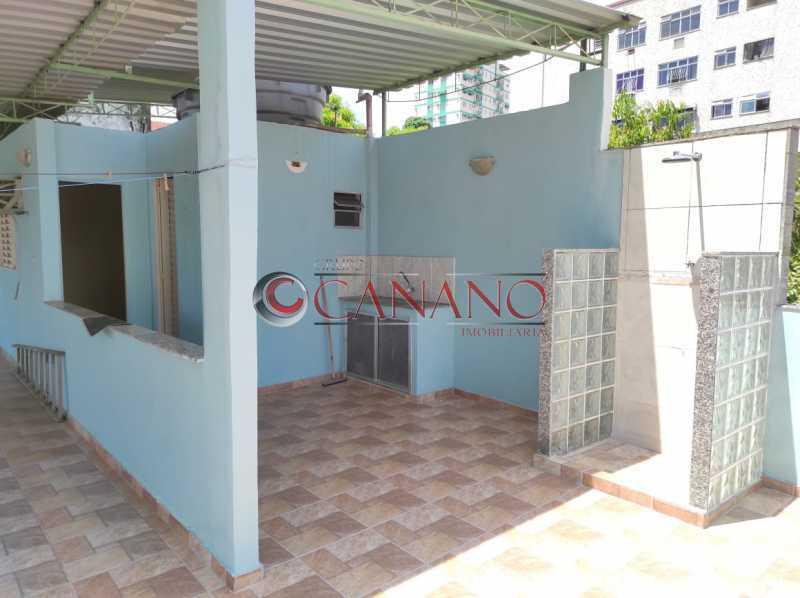 26 - Casa de Vila 3 quartos para alugar Méier, Rio de Janeiro - R$ 2.600 - BJCV30022 - 27