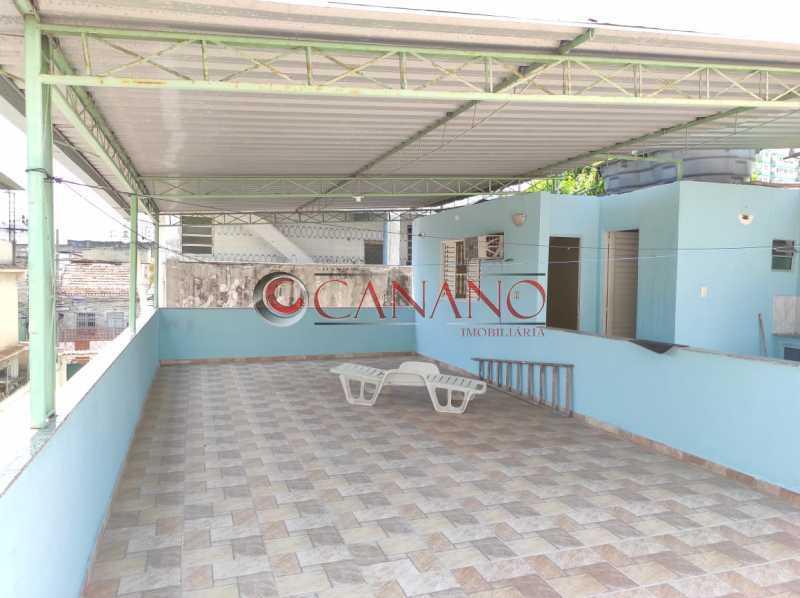 28 - Casa de Vila 3 quartos para alugar Méier, Rio de Janeiro - R$ 2.600 - BJCV30022 - 29