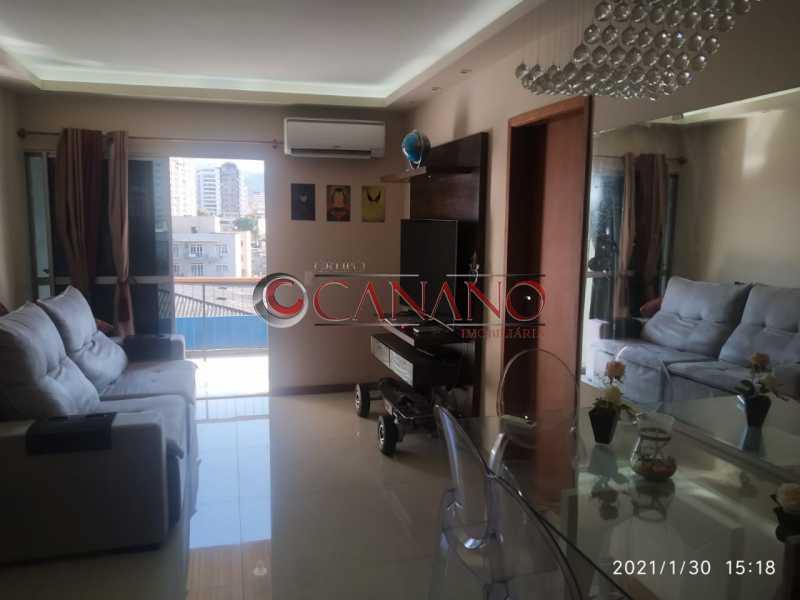 4 - Apartamento à venda Rua Garcia Redondo,Cachambi, Rio de Janeiro - R$ 275.000 - BJAP10088 - 1