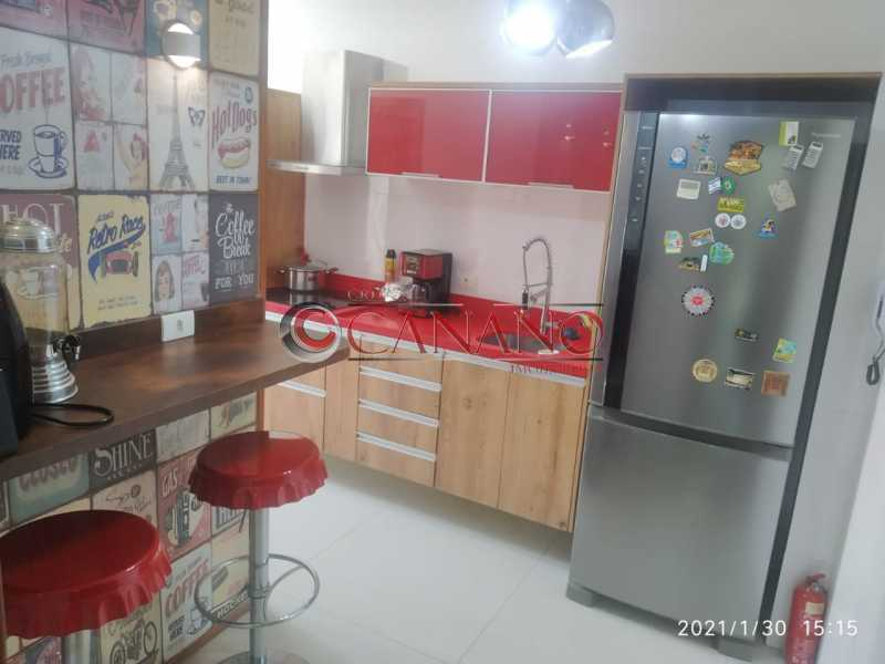 17 - Apartamento à venda Rua Garcia Redondo,Cachambi, Rio de Janeiro - R$ 275.000 - BJAP10088 - 9