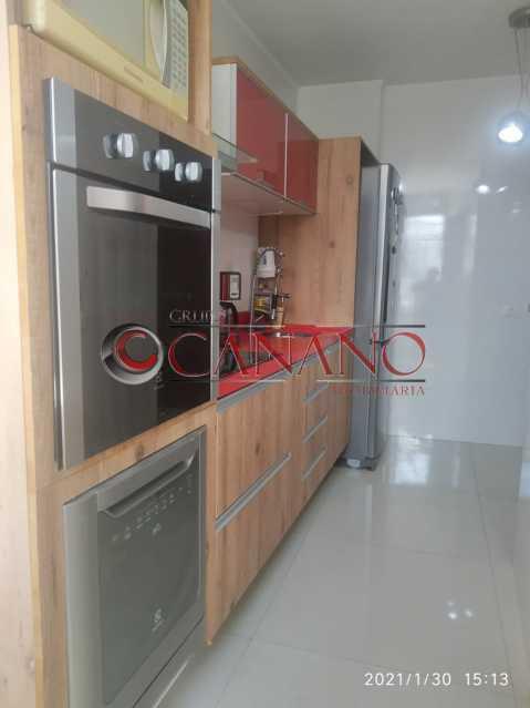 20 - Apartamento à venda Rua Garcia Redondo,Cachambi, Rio de Janeiro - R$ 275.000 - BJAP10088 - 10