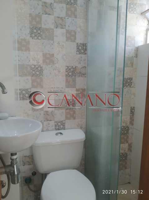 25 - Apartamento à venda Rua Garcia Redondo,Cachambi, Rio de Janeiro - R$ 275.000 - BJAP10088 - 19