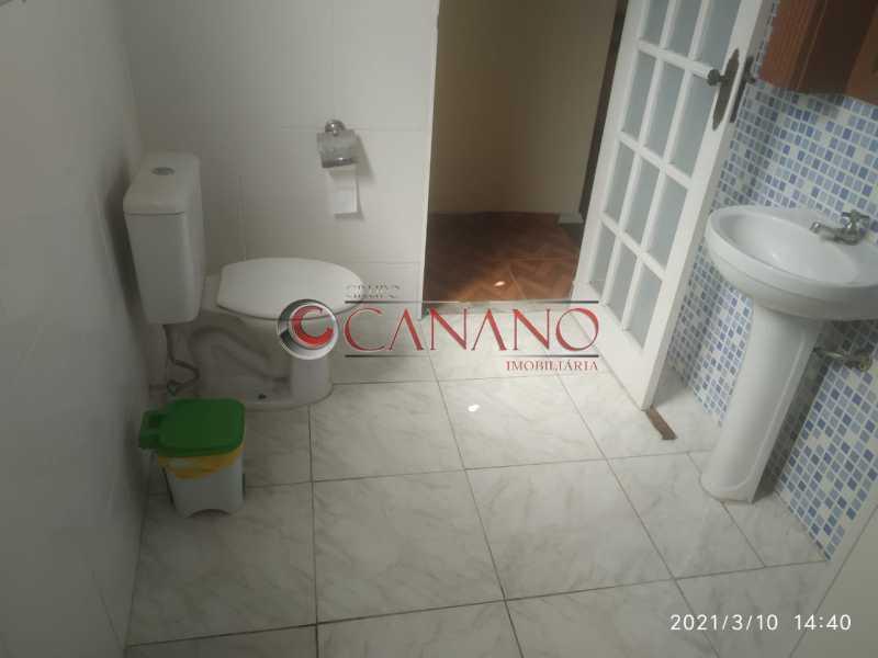 banheiro - Apartamento à venda Rua Lins de Vasconcelos,Lins de Vasconcelos, Rio de Janeiro - R$ 250.000 - BJAP20827 - 16