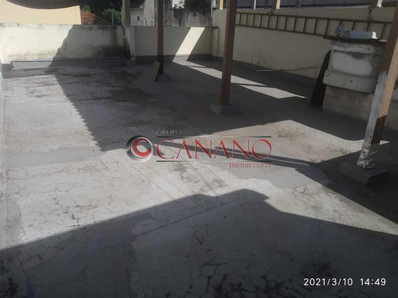 terraço1 - Apartamento à venda Rua Lins de Vasconcelos,Lins de Vasconcelos, Rio de Janeiro - R$ 250.000 - BJAP20827 - 19