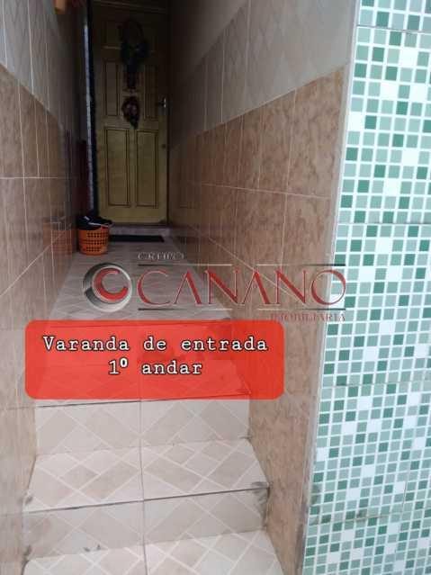 2 - Casa de Vila 3 quartos à venda Engenho Novo, Rio de Janeiro - R$ 275.000 - BJCV30023 - 3