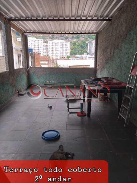 24 - Casa de Vila 3 quartos à venda Engenho Novo, Rio de Janeiro - R$ 275.000 - BJCV30023 - 25