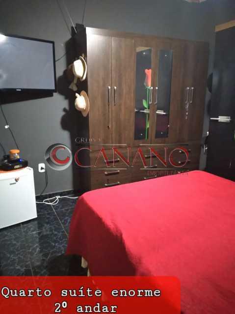 8 - Casa de Vila 3 quartos à venda Engenho Novo, Rio de Janeiro - R$ 275.000 - BJCV30023 - 9