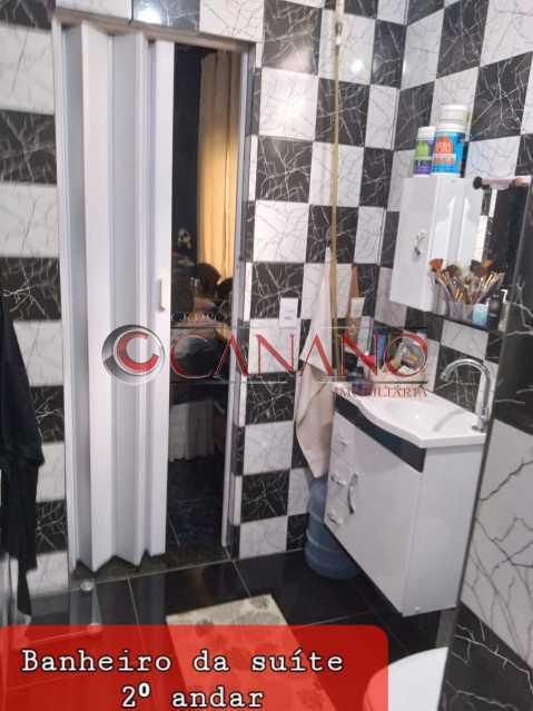 9 - Casa de Vila 3 quartos à venda Engenho Novo, Rio de Janeiro - R$ 275.000 - BJCV30023 - 10