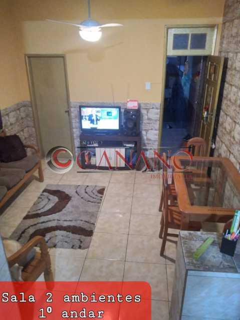 3 - Casa de Vila 3 quartos à venda Engenho Novo, Rio de Janeiro - R$ 275.000 - BJCV30023 - 4
