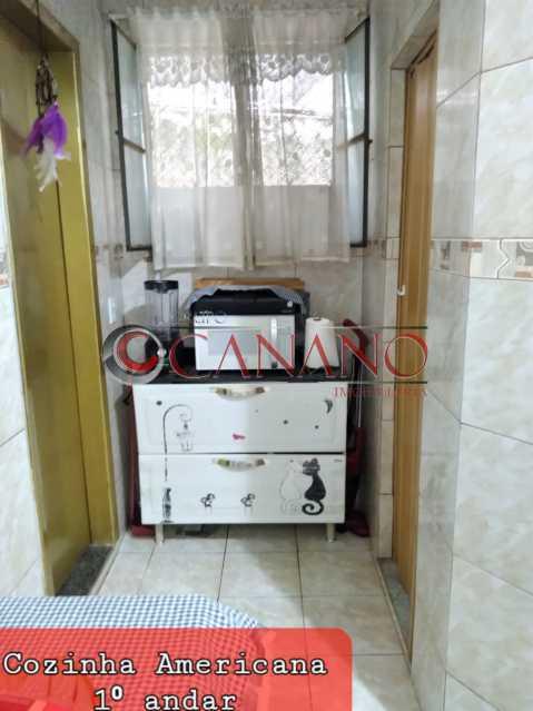 10 - Casa de Vila 3 quartos à venda Engenho Novo, Rio de Janeiro - R$ 275.000 - BJCV30023 - 11