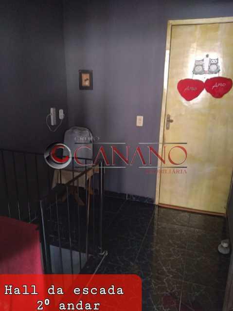 15 - Casa de Vila 3 quartos à venda Engenho Novo, Rio de Janeiro - R$ 275.000 - BJCV30023 - 16