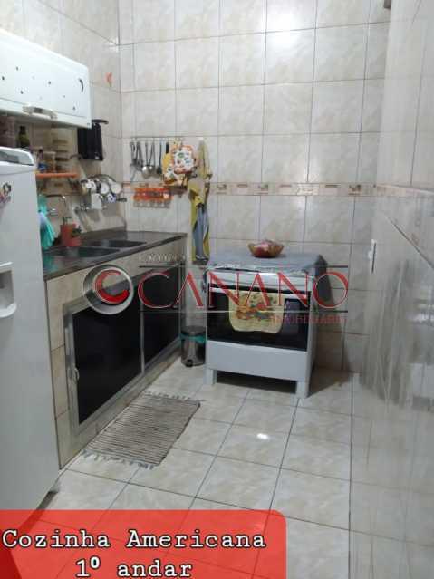 4 - Casa de Vila 3 quartos à venda Engenho Novo, Rio de Janeiro - R$ 275.000 - BJCV30023 - 5