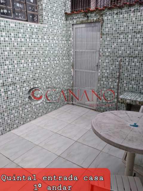 1 - Casa de Vila 3 quartos à venda Engenho Novo, Rio de Janeiro - R$ 275.000 - BJCV30023 - 1