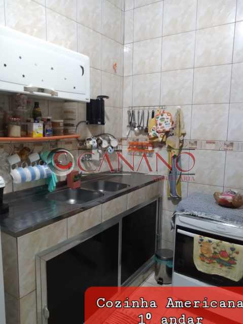 14 - Casa de Vila 3 quartos à venda Engenho Novo, Rio de Janeiro - R$ 275.000 - BJCV30023 - 15