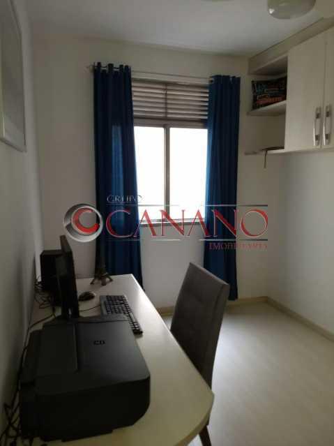 1 - Apartamento à venda Avenida Marechal Rondon,Engenho Novo, Rio de Janeiro - R$ 195.000 - BJAP20832 - 1
