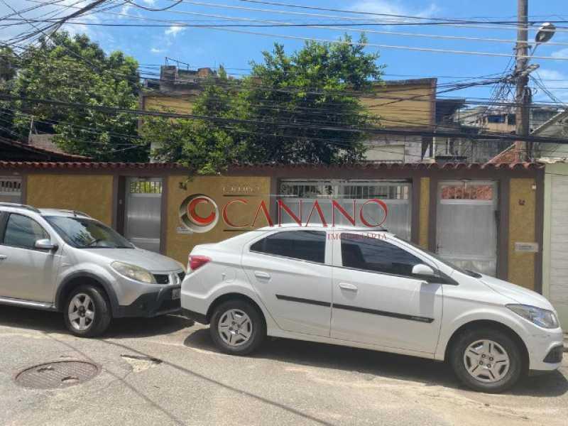10 - Casa de Vila 2 quartos à venda Higienópolis, Rio de Janeiro - R$ 363.000 - BJCV20036 - 11