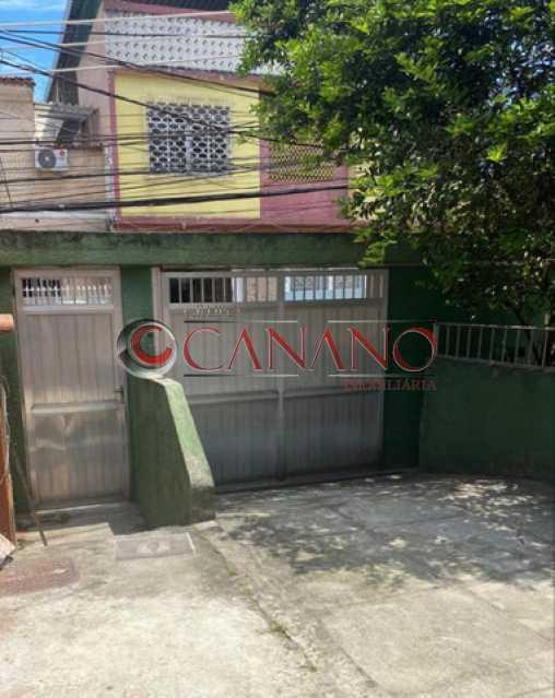 1 - Casa de Vila 2 quartos à venda Higienópolis, Rio de Janeiro - R$ 363.000 - BJCV20036 - 1