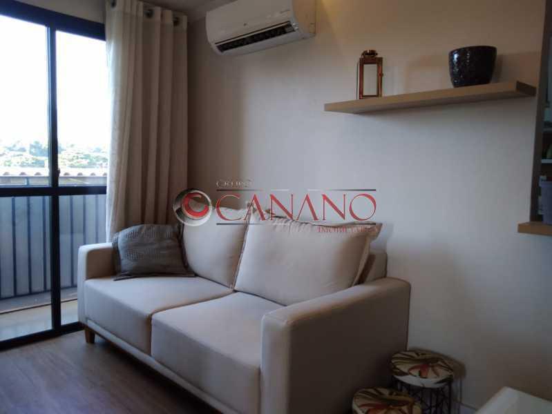 5 - Apartamento à venda Rua Conde de Azambuja,Maria da Graça, Rio de Janeiro - R$ 258.000 - BJAP20841 - 1