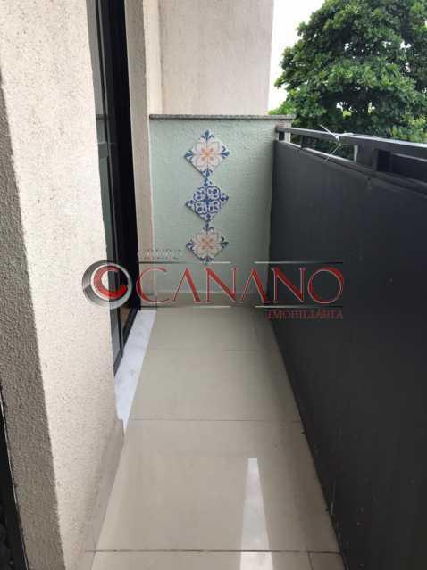8 - Apartamento à venda Rua Conde de Azambuja,Maria da Graça, Rio de Janeiro - R$ 258.000 - BJAP20841 - 5