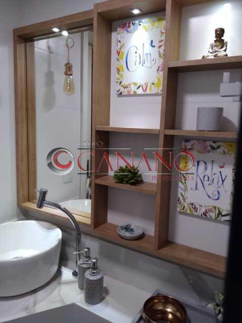 18 - Apartamento à venda Rua Conde de Azambuja,Maria da Graça, Rio de Janeiro - R$ 258.000 - BJAP20841 - 17